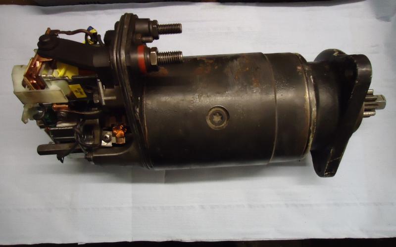 Anlasser- und Lichtmaschineninstandsetzung